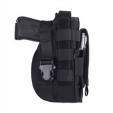 Adjustable Tactical Holster Wrap-around Thigh Leg Holster Pouch Outdoor Accessory Package Field Equipment