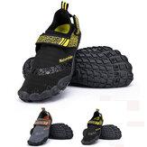 Naturehike Kadın / Erkekler Çabuk Kuru Sığ Ayakkabı Yüksek Elastik Örgü Kapak Yalınayak Ayakkabı Antiskid Sneakers Atletik Ayakkabı