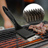 Kitchen Wire Bristles Cleaning Brushes Barbecue Grill Cleaning Brush BBQ Cleaning Tools Outdoor Home BBQ Accessories