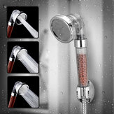 KC-SH460 Bathroom Shower Head Handheld Adjustable Negative Ion SPA Pressurize Filter