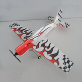 Yak54 650 mm Wingspan Indoor & Outdoor Flying EPP 3D Aerobatic RC Airplane KIT