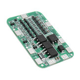 3pcs DC 24V 15A 6S PCB BMS Protection Board For Solar 18650 Li-ion Lithium Battery Module With Cell