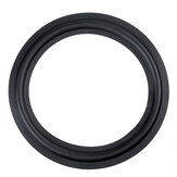 10 inch Black Soft Speaker Rubber Surrounds Horn Ring Repair Kit