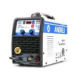 ANDELI MIG-270E MIG / LIFT TIG / MMA 3 EM 1 Suporte para Máquina de Solda Portátil Multifuncional Sem Soldagem a Gás 220V
