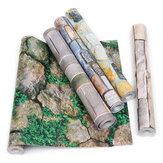 3DluxezelfklevendebaksteenWallpaper10 M muursticker Roll achtergrond Decals