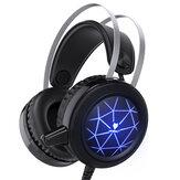 N1 Gaming Headset Headphone Over Ear Stereo Headphone for Computer