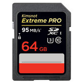 Kimsnot Extreme PRO 633x SD Card Memory Card 256GB 128GB SDXC SDHC C10 U1 for DSLR Camera