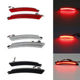 2PCS Rear LED Side Marker Lights For MINI Cooper R55 R56 R57 R58 R59 R60 R61