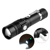 XANES WT518  T6 1000Lumens 3Modes Portable Zoomable LED Flashlight