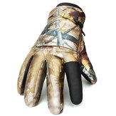Men Women Warm Tactical Shooting Waterproof Windproof Gloves Full Finger Outdoor Ski Hunting Gloves