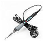 HANDSKIT SI929 90W Digital ajustável de temperatura elétrica Solda Kit de ferro para BGA SMD PCB IC reparo