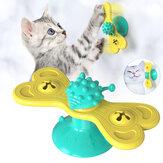 Yeldeğirmeni Kedi Oyuncak Komik Pikap Alay Pet Oyuncak Tırmalama Tickle Kedis Saç Fırça Kedi Oyuncaklar Interaktif Bulmaca Akıllı Pet