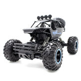 Flytec 8860 1/12 2.4G 4CH Alloy Body Shell LED Light RC Car Crawler Off-Road Truck Modelo RTR