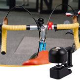 XANES® Алюминиевый сплав Велосипедный звонок Горная дорога Велосипедный рог Звуковая сигнализация Кольцо на руль Для безопасности Велоспор