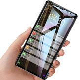 BakeeyFilmdeprotectiond'écranen verre trempé 5D à bord incurvé pour Samsung GalaxyNote9 Film résistant aux empreintes digitales résistant aux rayures