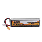 ZOP Power 11.1V 8000mAh 45C 3S Lipo Batterie für RC Quadcopter FPV Drohne