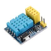 3pcs ESP8266 ESP-01 ESP-01S DHT11 Sensor Temperature and Humidity WiFi Node Module