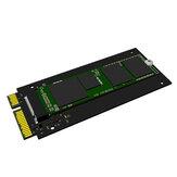 Maiwo KT042 M.2 SATA к SATA3 внешний адаптер карты расширения карты платы ускорения карты SSD конвертер
