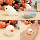 Fat Pigeon Squishy Squeeze Cute Healing Toy Kawaii Collection Stress Reliever Gave Decor