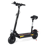LAOTIE® L6 Pro 48V 24Ah 21700 Batterij 2x800W Dual Motor 50km/h Max. snelheid Elektrische scooter 10 Inch 100km Kilometerstand Drievoudig remsysteem Max. belasting 200kg EU-stekker