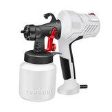 650W 800ML Machine de pulvérisation de peinture de poche multifonctionnelle Outil de peinture de voiture de mur de pulvérisateur de peinture électrique