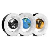 4 Inch Magnetic Levitation Floating Globe Map LED Light Home Office Desktop Decor Gift