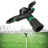 """TuinirrigatieKunststofSprinkler1""""DN25-connectorDraai tuimelaar Water Sprinklers Binnendraadsproeispuit"""