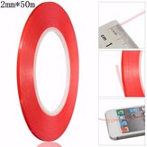 2mm Adhesive Double Side Band starke klebrige für Samsung iPhone Handy Reparatur