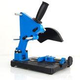100-150 45° Angle Grinder Stand Cutter 60mm Depth Support Holder Bracket Holder