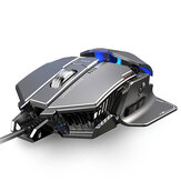 YINDIAO G403 Wired Game Mouse Optical RGB Macro Programming PUBG CF Gaming Mouse For Laptop PC Computer