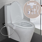 Honana Home Bathroom Universal Type Simple Using Toilet Spray Bidet Female Hygeian Flushing Device