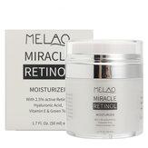 Melao Retinol Moisturizer Gesichtscreme Serum Vitamin E
