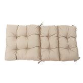 112*56*10cm Home Fashions Palm Leaves Outdoor Indoor High Back Chair Cushion