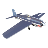 F6F 975mm Wingspan PP RC Airplane 3D Aerobatic Stunt RC Plane Fixed-wing KIT