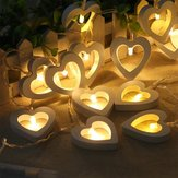 Heart Party Outdoor Decorative Atmostphere String Light