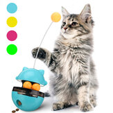 Pet Interactive Puzzle Training Cat Toy Pet Toys Tumbler Leakage Food Ball Pet Training Exercise Fun Bowl