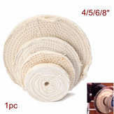 100/125/150/200mm Cotton Buffing Wheel Polishing Wheel