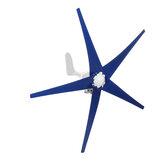 Ветрогенератор 1200 Вт 12 В / 24 В 3/5 Лопасти С регулятором заряда Комплект ветрогенератора