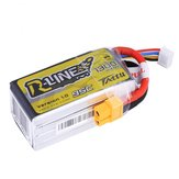 Tattu R-Line Version 1.0 14.8V 1300mAh 95C 4S XT60 Plug Lipo Battery For FPV RC Drone