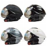 Мотор Велосипед для верховой езды Защитный полузащитный шлем ZEUS 125B