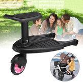 سلامةالأطفالعربةالخطوةمجلسالراحة عربته بعجلات أقصى حمولة 25 كيلوجرام