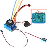120A ESC Sensored Brushless Speed Controller For 1/8 1/10 Car/Truck Crawler TB