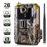 Suntek HC-900M 2G MMS SMS Email 16MP HD 1080P 0.3s Trigger 120° Range IR Night Version Wildlife Trail Hunting Camera Trap Camera