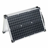 60W ETFE Solar Panel with USB Type-C DC interface with clips