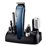 MARSKE 5 in 1 Multifunctional Hair Clipper Nose Hair Trimmer