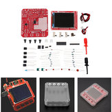 Original JYETech 13805K DSO138mini DIY Digital Oscilloscope Kit SMD Pre-soldered With Case