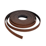 2meter High Quality Rubber GT2-6mm Open Timing Belt for Timing Pulley 3D Printer Parts