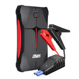 iMars Portable Car Jump Starter 1000A 13800mAh Powerbank Emergency Batterie Booster étanche avec LED Port USB lampe de poche