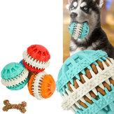 犬咀嚼ペットのおもちゃペットきれいな歯かみ砕くゴム製ダンベル骨