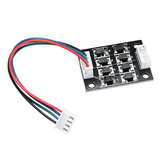 TL-Smoother Addon Module With Dupont Line For 3D Printer Stepper Motor